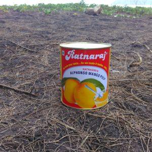 ratnaraj alphonso mango pulp